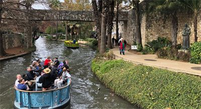 River Walk Boat Tour