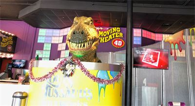 Plaza Wax Museum, 4D Moving Theatre, Ripley's Believe it or Not