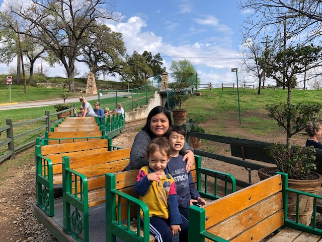 Spring Break 2019 - Day 2  – Austin – San Marcos – New Braunfels